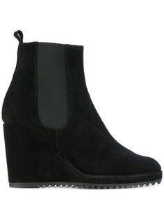 fitted wedge boots Castañer