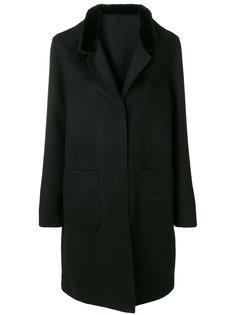 button coat Manzoni 24