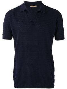 трикотажная футболка-поло Nuur