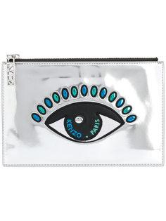 клатч Eye Kenzo