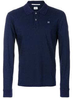 longsleeved polo shirt CP Company