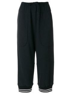 свободные укороченные брюки  IM Isola Marras