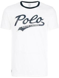logo print T-shirt  Polo Ralph Lauren