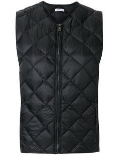 куртка-бомбер без рукавов  P.A.R.O.S.H.