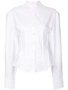 приталенная рубашка слим  Jacquemus