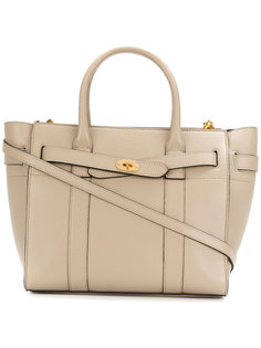 zip tote bag Mulberry