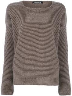 свитер в рубчик  Iris Von Arnim