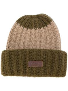 шапка в полоску Dsquared2