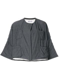 укороченная куртка  Comme Des Garçons Comme Des Garçons