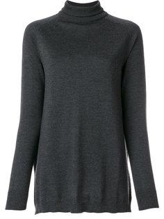 приталенный свитер-водолазка  IM Isola Marras