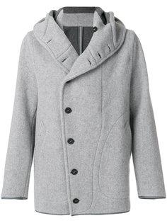 пальто Caban Emporio Armani