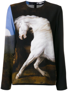 топ Running Horse Stella McCartney