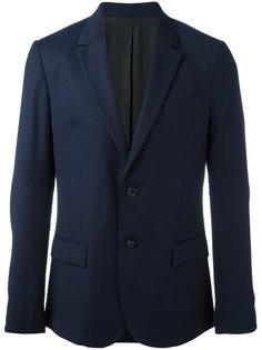 пиджак на двух пуговицах с подкладкой Ami Alexandre Mattiussi