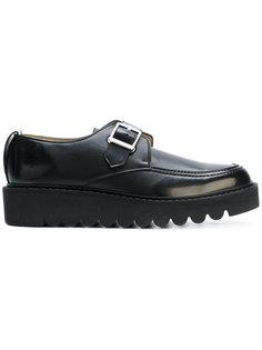 туфли с пряжками Stella McCartney