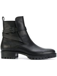 ботинки с ремешком Dsquared2