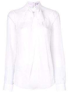 блузка с бантом  Carven