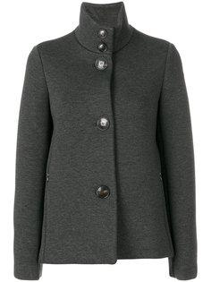 пальто с отворотом  Rrd