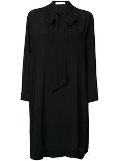 платье с завязкой  Peter Jensen