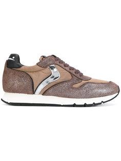 кроссовки с панельным дизайном Voile Blanche