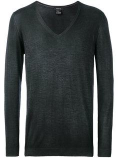пуловер с V-образным вырезом Avant Toi