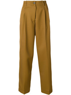 строгие брюки  Forte Forte