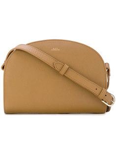 сумка через плечо Demilune A.P.C.