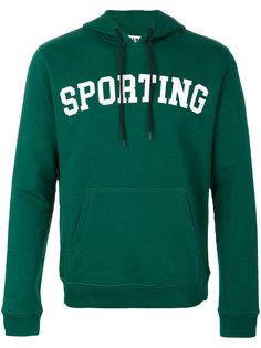 толстовка Sporting  MSGM