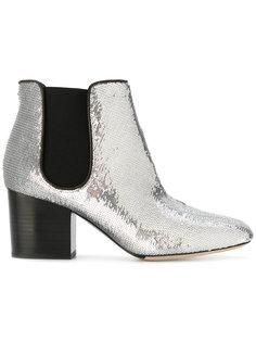 ботинки с пайетками Diane Von Furstenberg