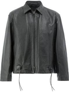 куртка на молнии Yohji Yamamoto