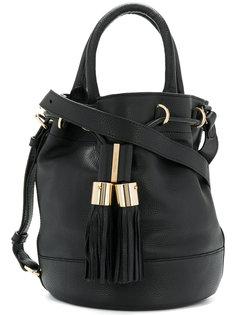 сумка-тоут с кисточками See By Chloé