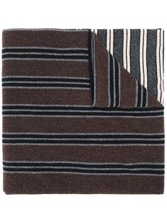 трикотажный шарф в полоску Antonio Marras