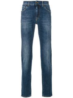 джинсы кроя comfort Dolce & Gabbana