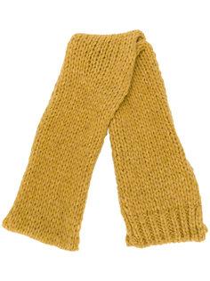 трикотажный шарф Roberto Collina
