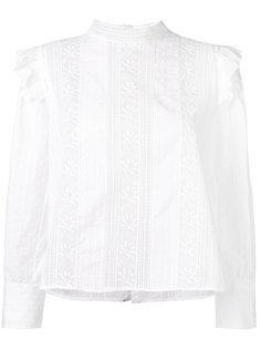 lace strip blouse Masscob