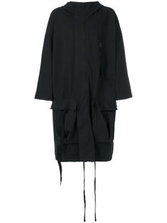 пальто свободного кроя Thom Krom