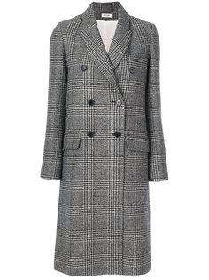 твидовое пальто  Masscob