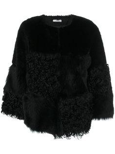 short fur jacket Desa Collection