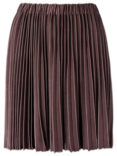 knit pleated skirt Gig