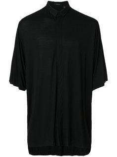 high low hem shirt Unconditional