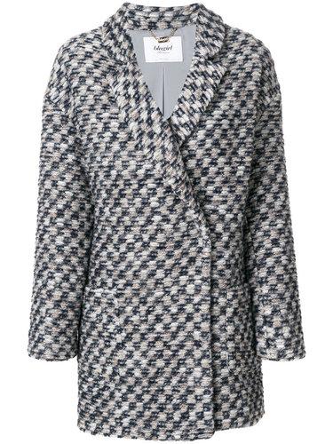 woven coat Blugirl
