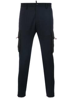 брюки в стиле карго Dsquared2