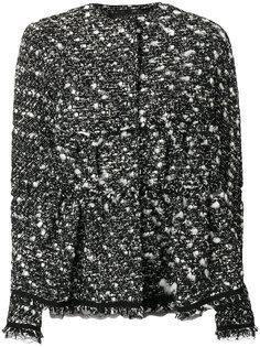 твидовый пиджак  Giambattista Valli