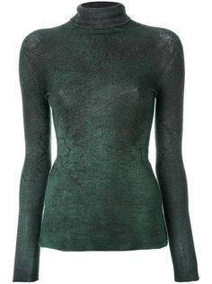 roll neck sweatshirt  Avant Toi