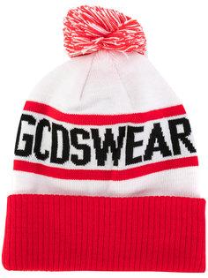 трикотажная шапка Gcds
