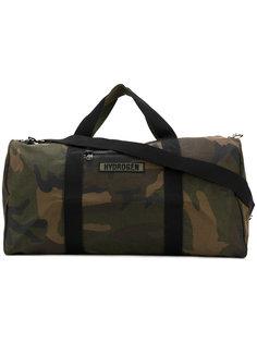сумка с камуфляжным принтом Hydrogen