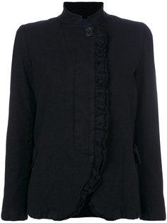 пиджак с оборкой  Aspesi