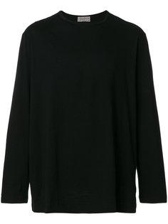 классический трикотажный свитер Yohji Yamamoto