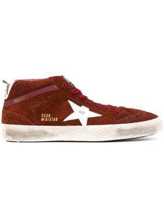 кроссовки Mid Star Golden Goose Deluxe Brand