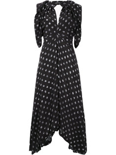 polka dot napkin dress  Kitx