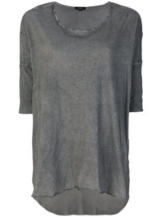 high low hem top Unconditional
